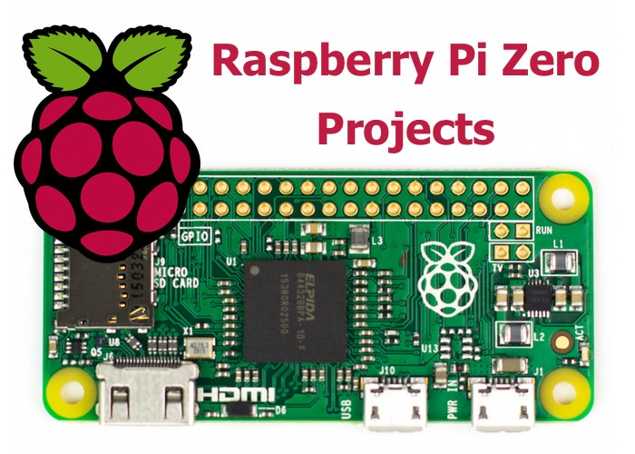 Raspberry Pi Zero Projects (videos) - Geeky Gadgets
