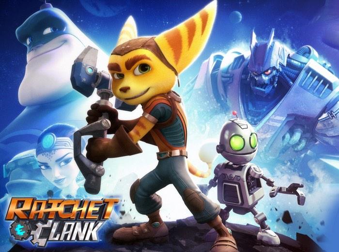 Ratchet & Clank movie
