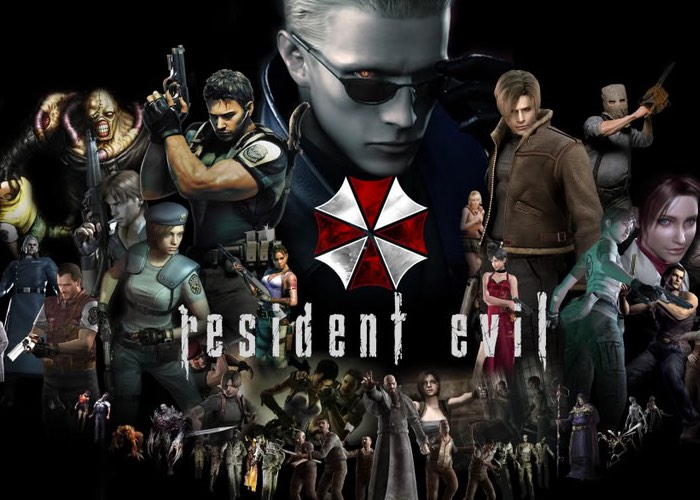 Resident Evil PlayStation Now