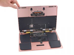 New 12 Inch Retina MacBook Gets Taken Apart By iFixit