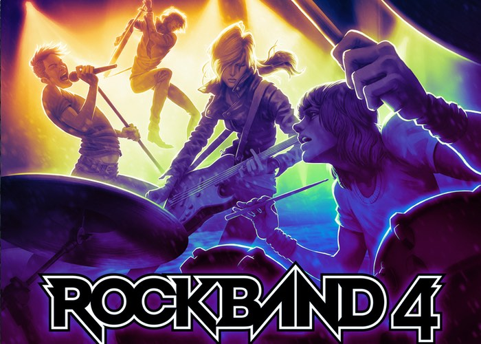 Online Rock Band 4 Multiplayer