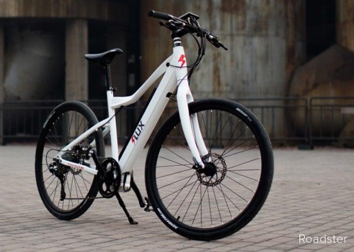 Rugged FLUX Electric Bike
