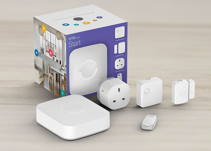 Samsung SmartThings Home Automation Hub