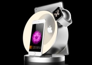 Multi Device Apple Watch, Smartphone Dock And More (video)