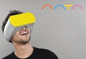 Opto Rugged Smartphone Virtual Reality Headset (video)