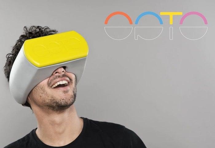Smartphone Virtual Reality Headset
