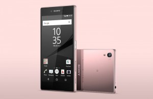 Sony Xperia Z5 Premium In Pink Gets Official