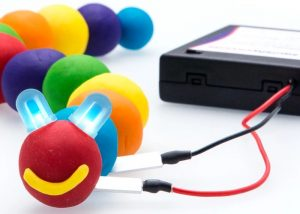Squishy Circuits Kits Teach Youngsters Basic Electronics (video)