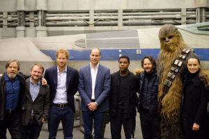Prince William And Harry May Be Storm Troopers In Star Wars Episode VIII