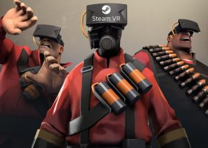 SteamVR Beta Updated Released By Valve (video)