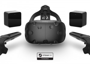 SteamVR HTC Vive Virtual Reality Demo Video Released By Valve (video)