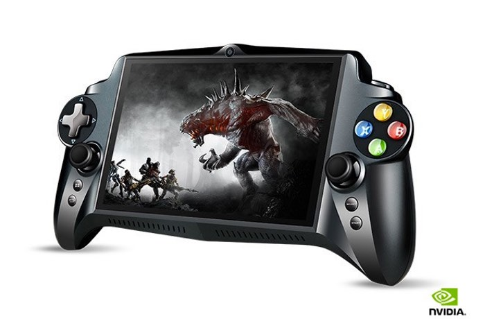 Tegra K1 JXD S192 Handheld Games Console