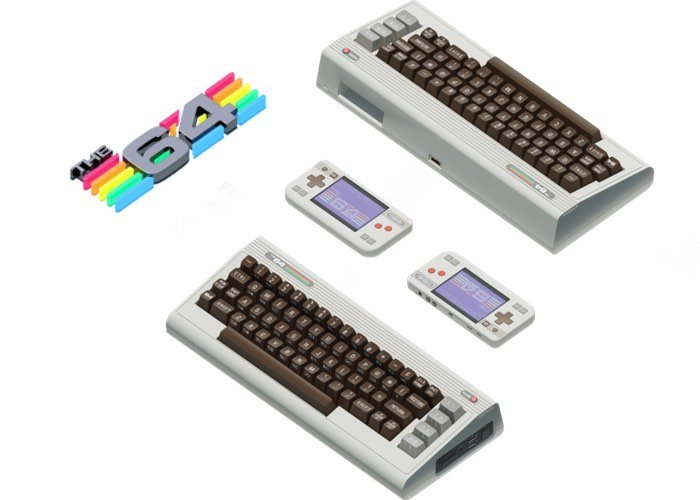 Unofficial Commodore 64 Computer Remake Launches On Indiegogo (video