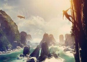 The Climb Crytek