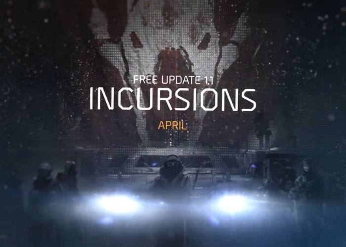 Division Incursions update 1.1