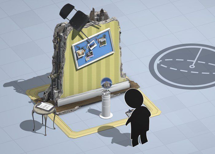 The Lab, Valve HTC Vive VR Environment