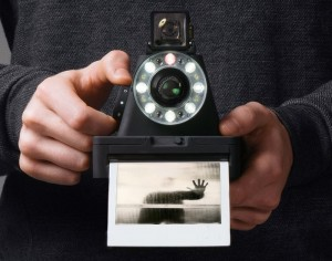Type 600 Instant Camera Created By The Impossible Project