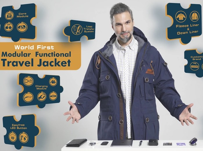 Ultimate Gadget Jacket