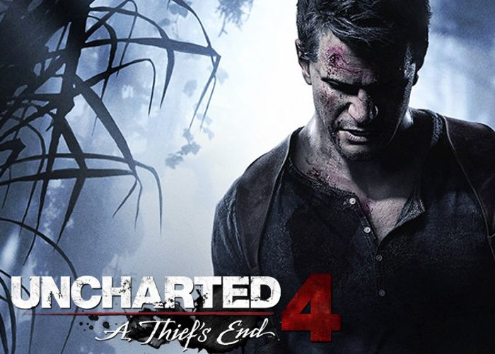Uncharted 4 game stolen
