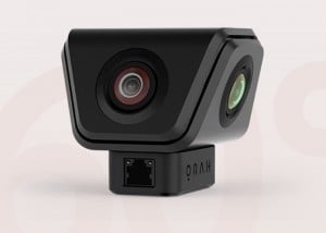 VideoStich Orah 4i Livestreaming 4K 360 Camera Unveiled (video)