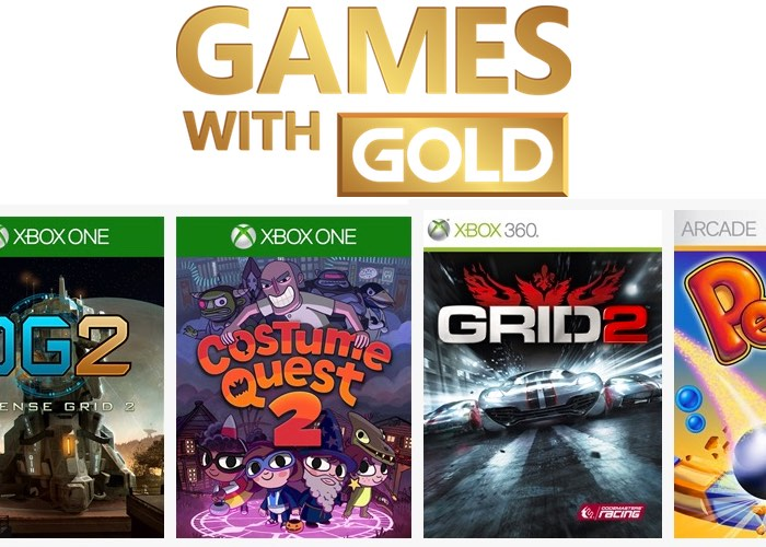 Xbox Live Games For May 2016