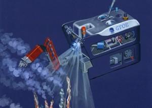 Yogi Submersible Robot Set To Explore Depths Of Yellowstone Lake (video)