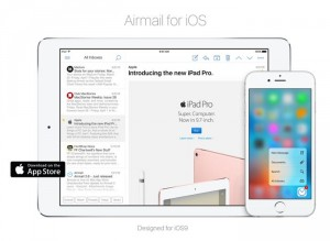Airmail Email App Lands On The iPad