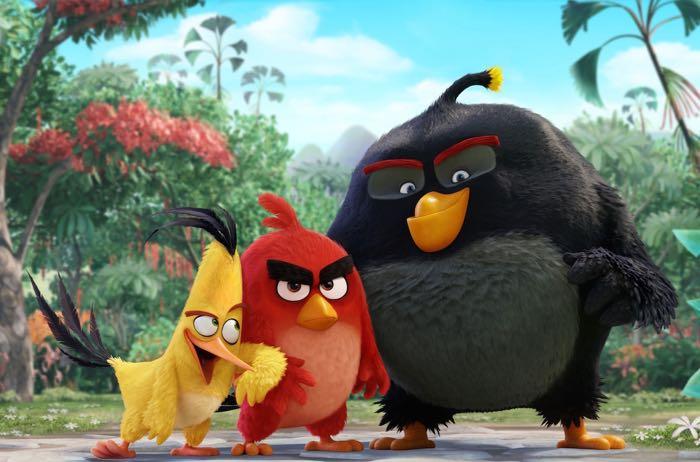Angry Birds Mojis