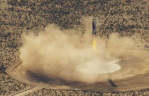 Blue Origin Rocket Makes Another Successful Flight (Video)