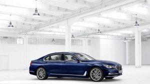 BMW 7 Series Centenary Model Unveiled