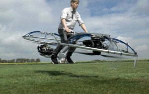 Colin Furze Has Created A Hoverbike (Video)
