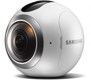 Samsung Gear 360 Camera Goes On Sale In South Korea (Video)