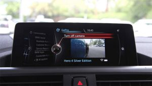BMW M Laptimer Gains Ability to Control GoPro