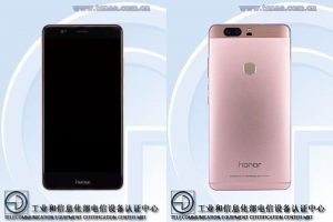 Huawei Honor V8 Spotted on TENAA