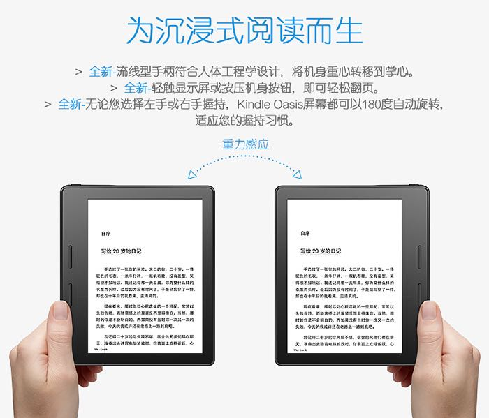 Kindle's Next E-Book Reader, The Oasis, Gets Leaked