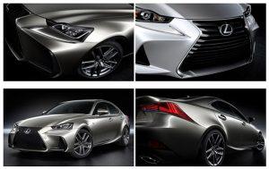 Refreshed Lexus IS Debuts in Beijing