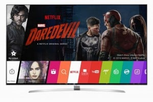 LG's New 2016 4K TVs Joins Netflix Recommended List