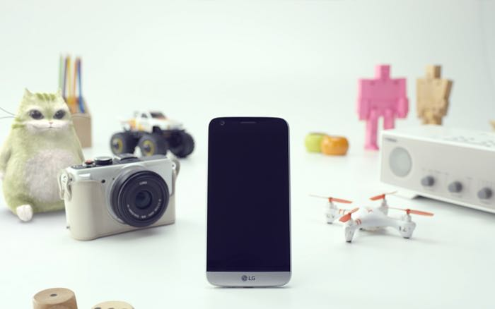 LG G5 Flagship Android Smartphone