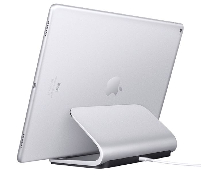 Logi BASE Is A New Charging Dock For The IPad Pro