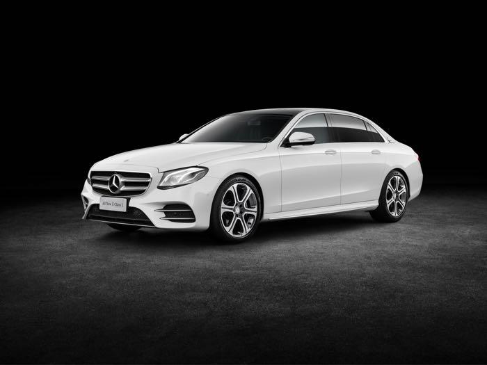 Mercedes E Class LWB
