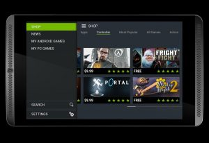 NVIDIA Shield Tablet K1 Gets Android 6.0.1 Update