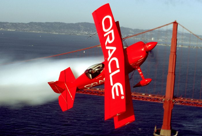 Google and Oracle