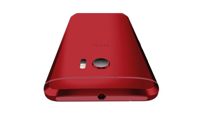 Red HTC 10