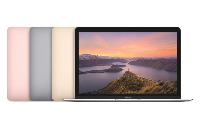12 Inch Retina MacBooks