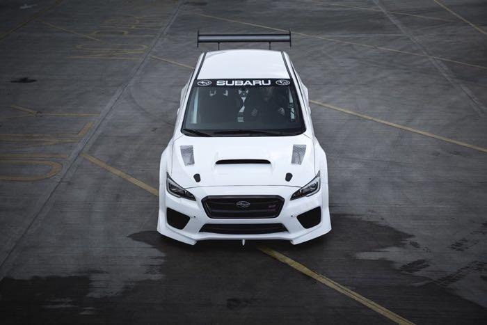 Subaru and ProDrive