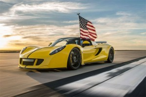 Hennessey Venom GT Spyder is the Fastest Convertible Anywhere