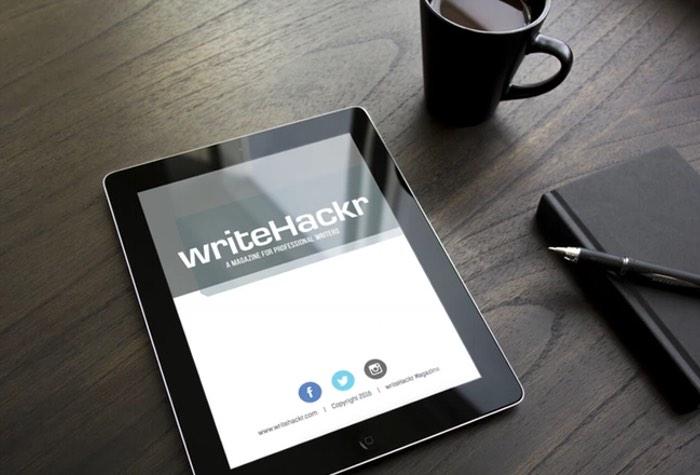 writeHackr digital magazine