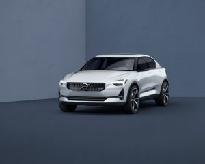 Volvo 40.1 And 40.2 Concepts Revealed