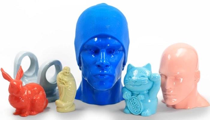 3D Print Gloss Finishing System