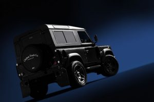 Limited Edition £65,000 Khan Land Rover Defender To Debut At London Motor Show